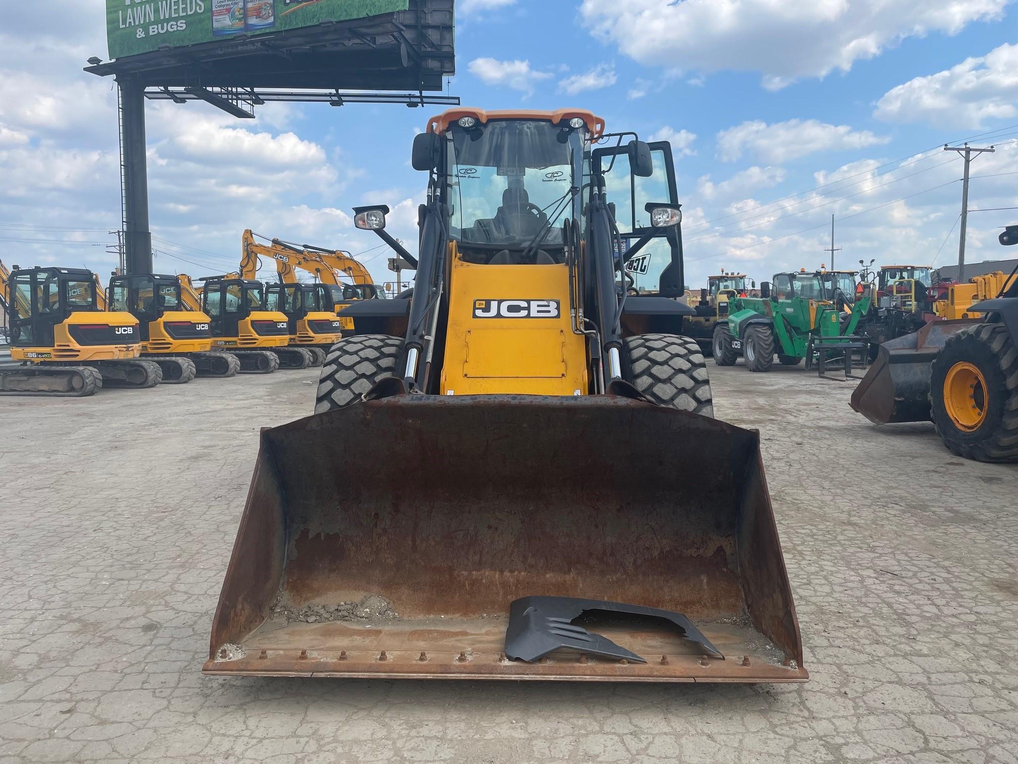Used, 2015, JCB, 427 HT, WLS